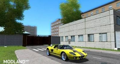 Ford GTX1 [1.5.9]